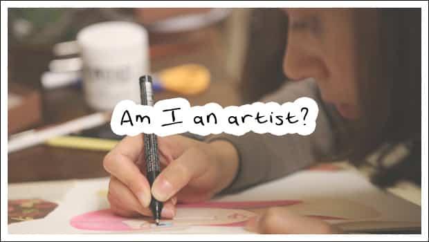 am-i-an-artist