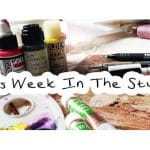 This Week In The Studio – pushing my boundaries & playing