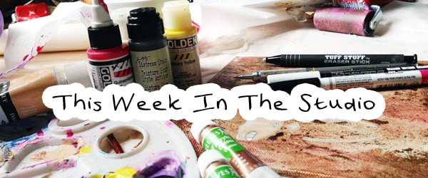This Week In The Studio