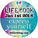 Life Book & Other Inspiring Art Courses by Tamara Laporte Willowing