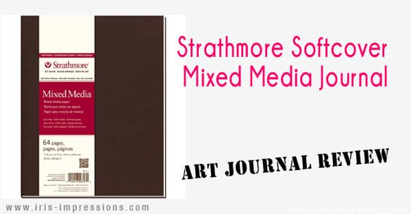Strathmore Softcover  Mixed Media Journal
