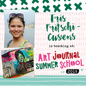 Art Journal Summer School 2018 Guest Teacher